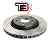 ROTOR, C6 Z06, REAR, 340 X 26, T-SLOT, 5 X 4.75, 70.5, DBA 4000